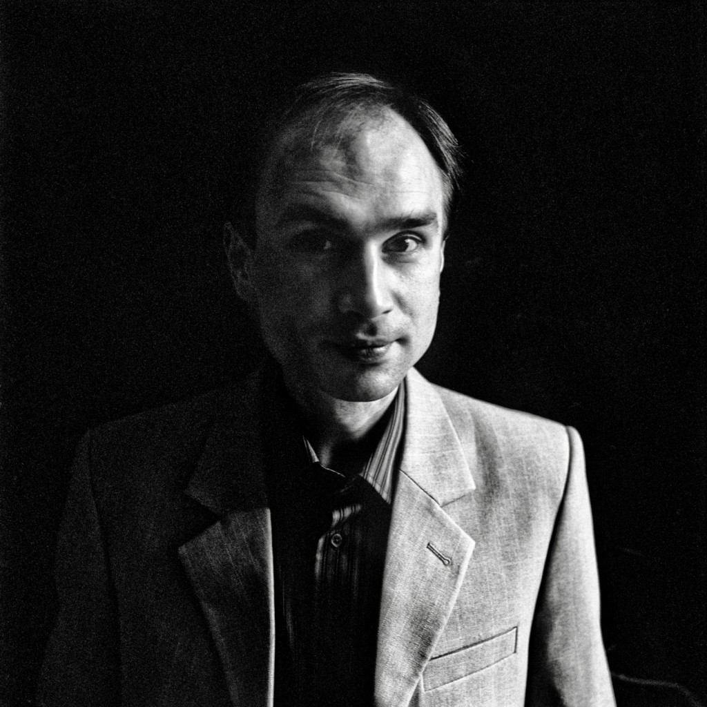 Eminent hipster Pasha Shcherbakov