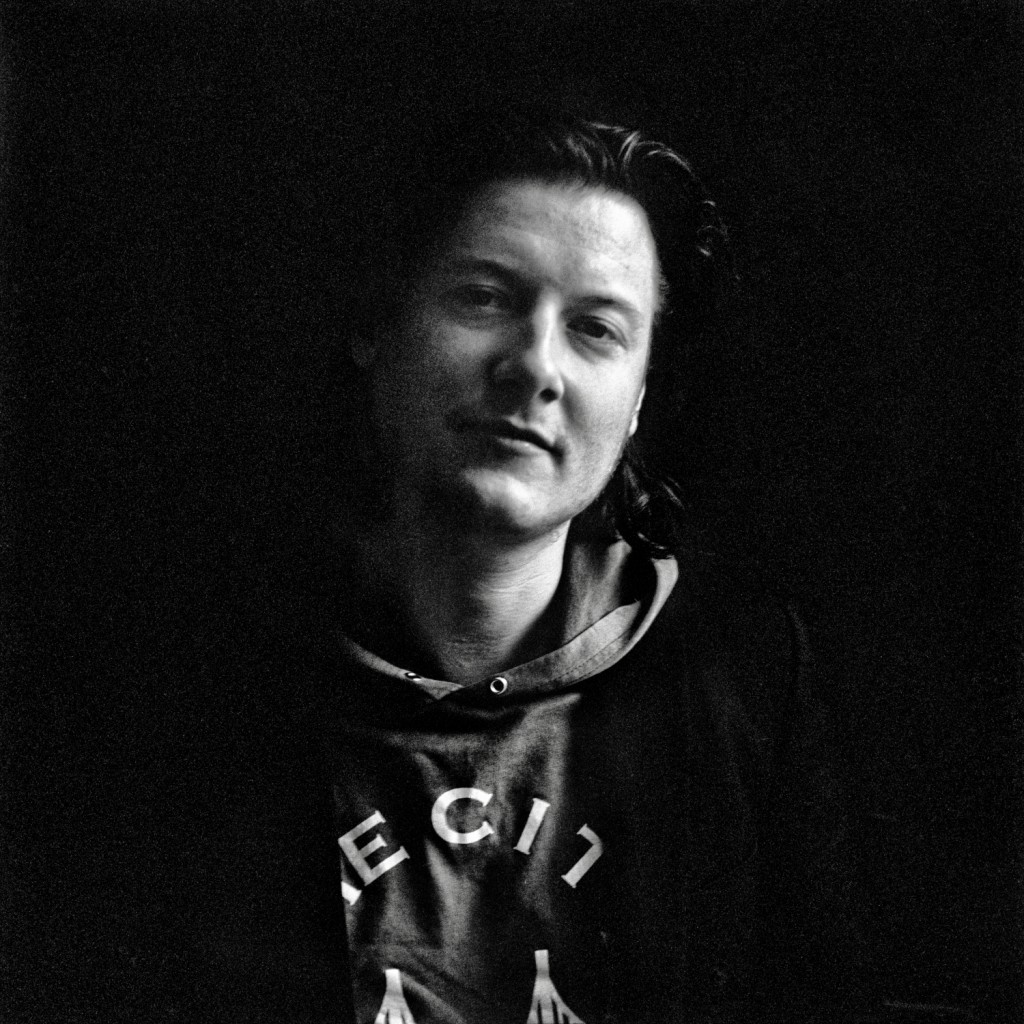 Eminent hipster Joost van der Beek